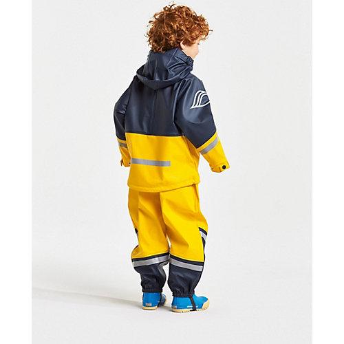 Комплект Didriksons Waterman: куртка и полукомбинезон - желтый от DIDRIKSONS1913