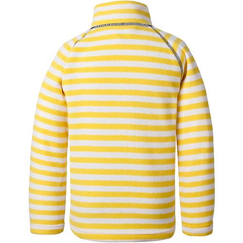 Демисезонная куртка Didriksons Monte Print - желтый
