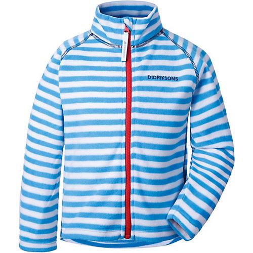 Демисезонная куртка Didriksons Monte Print - синий от DIDRIKSONS1913