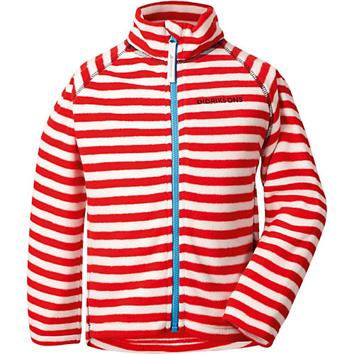 Демисезонная куртка Didriksons Monte Print - красный