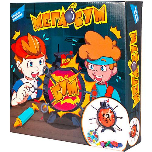 Настольная игра Dream Makers «Мега бум» от Dream Makers