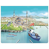 "Папка на резинках Comix Traveling ""Турция"""