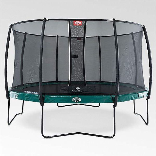 Trampolin Elite Green 330 + Sicherheitsnetz Deluxe