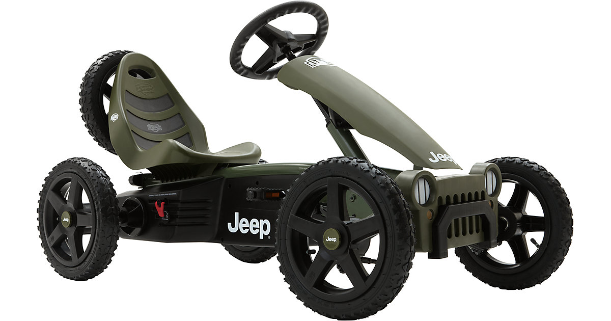 Go Kart Jeep® Adventure Pedal