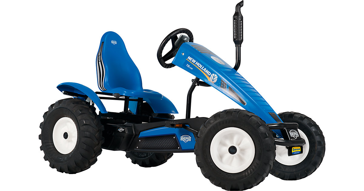 Go Kart New Holland E-BFR