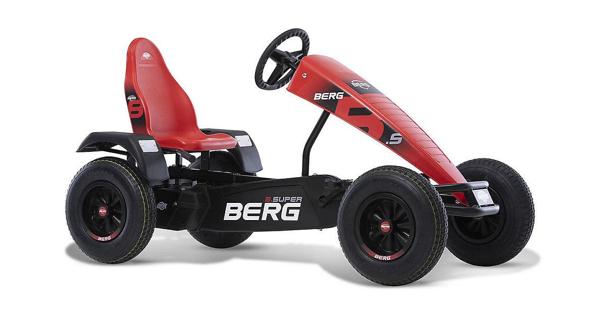 Go Kart Extra Sport Red E-BFR