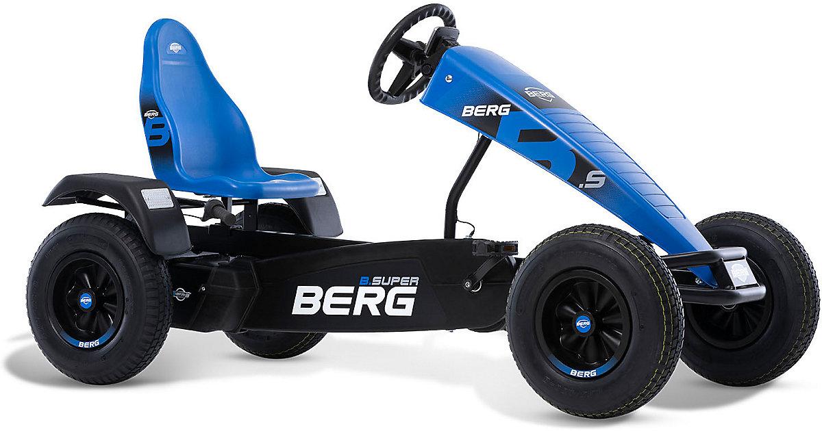 Go Kart Extra Sport Blue E-BFR