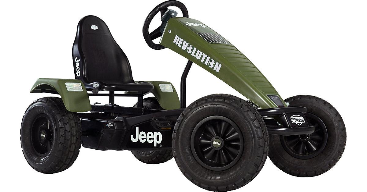 Go Kart Jeep® Revolution pedal E-BFR