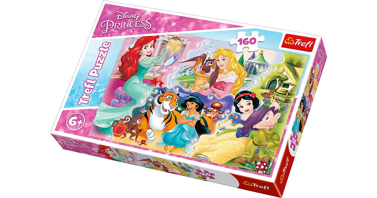 Puzzle 160 Teile - Disney Princess