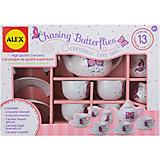 Чайный сервиз Alex «Поймай бабочку», 13 предметов
