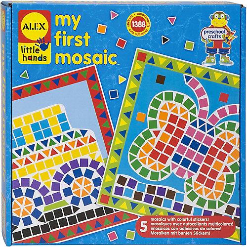 Мозаика-стикеры Alex 5 основ от ALEX