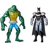 """Набор игровых фигурок Dc Super Heroes """"Миссия Бэтмена"""" Бэтмен и Киллер Крок"""