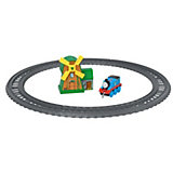 Железная дорога Fisher-Price Thomas and Friends Track Master Томас и ветряная мельница