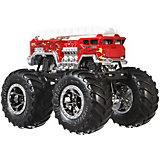 Базовая машинка Hot Wheels Monster Trucks, 5 Alarm