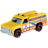 Базовая машинка Hot Wheels HW Rapid Responder