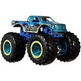 Базовая машинка Hot Wheels Monster Trucks, Nessie-Sary Roughness
