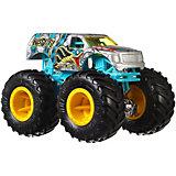Базовая машинка Hot Wheels Monster Trucks, Hissy Fit