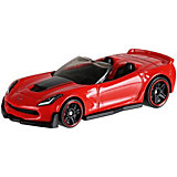 Базовая машинка Hot Wheels Corvette C7 Z06 Convertible