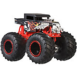 Базовая машинка Hot Wheels Monster Trucks, Bone Shaker