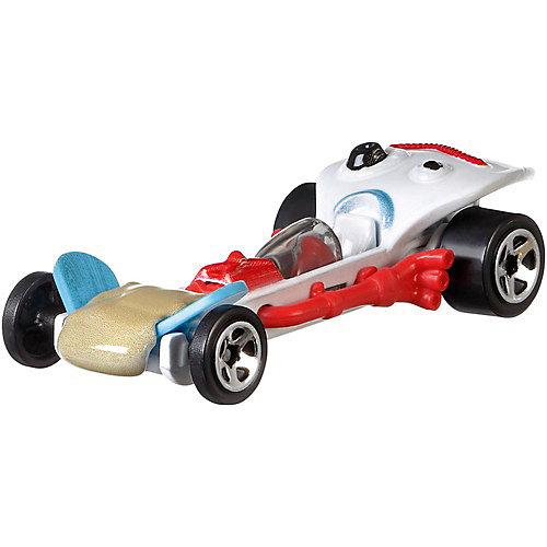 """Премиальная машинка Hot Wheels """"История игрушек 4"""", Форки от Mattel"""