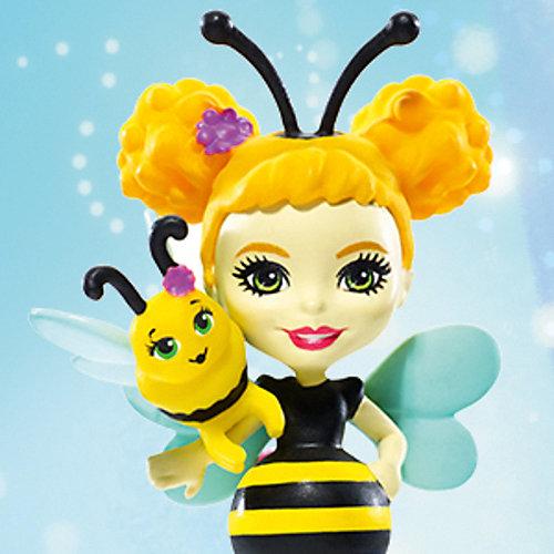 """Игровой набор Enchantimals""""Парк лепестков"""" Кей Гусеница и Беатрис Пчёлка от Mattel"""