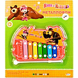 Металлофон Играем Вместе «Маша и медведь»