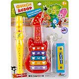 Набор музыкальных инструментов Играем Вместе «Фиксики»