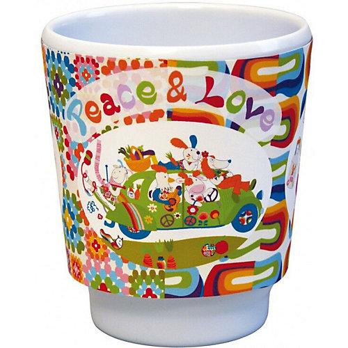 "Чашечка Ebulobo ""Весёлая Ферма"" - разноцветный от Ebulobo"
