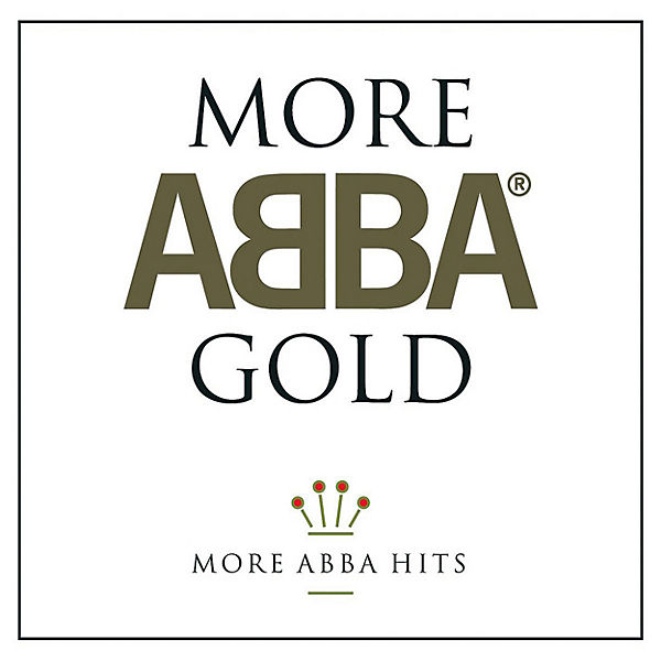 CD ABBA - More Abba Gold