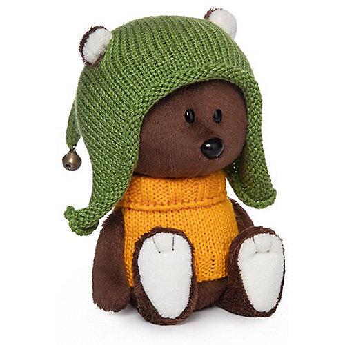 Мягкая игрушка Budi Basa лЕсята Медведь Федот в шапочке и свитере, 15 см от Budi Basa