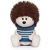 Мягкая игрушка Budi Basa лЕсята Ёжик Игоша в свитере, 15 см