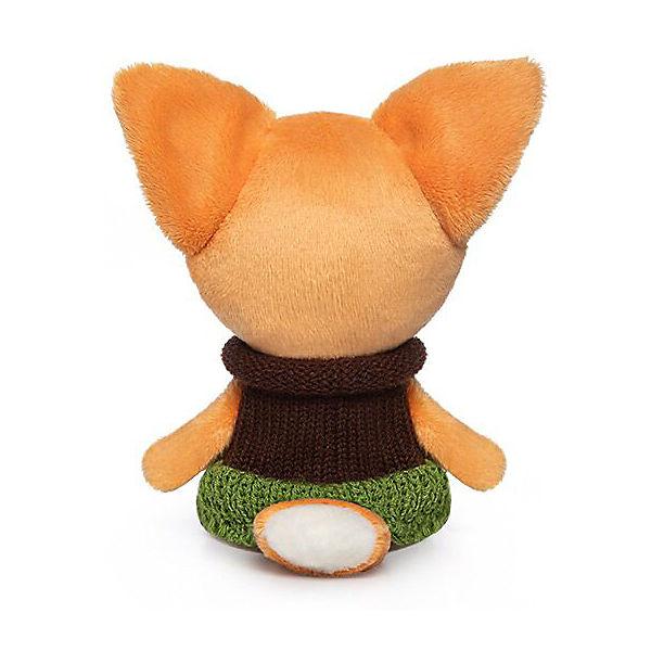 Мягкая игрушка Budi Basa лЕсята Лисичка Лика в платье, 15 см