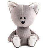 Мягкая игрушка Budi Basa лЕсята Волчонок Вока, 15 см