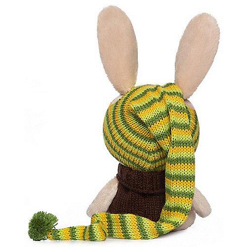 Мягкая игрушка Budi Basa лЕсята Заяц Антоша в шапочке и свитере, 15 см от Budi Basa