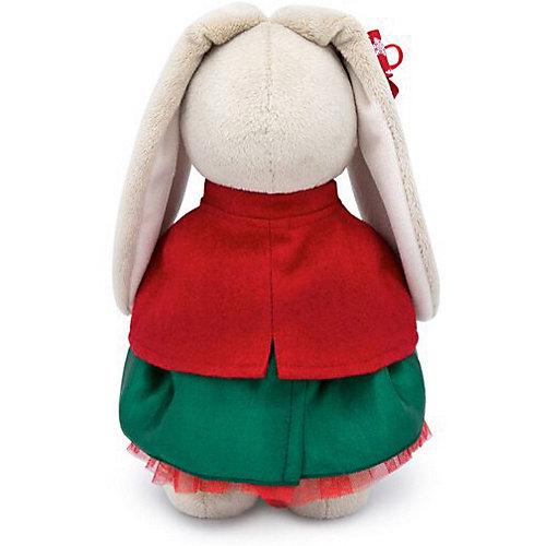 Мягкая игрушка Budi Basa Зайка Ми в красном жакете и зеленой юбке, 25 см от Budi Basa
