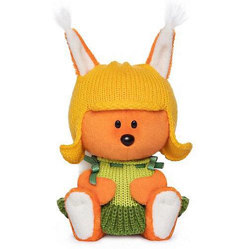 Мягкая игрушка Budi Basa лЕсята Белка Бика в шапочке и платье, 15 см от Budi Basa