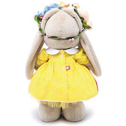 Мягкая игрушка Budi Basa Зайка Ми в веночке, 32 см от Budi Basa