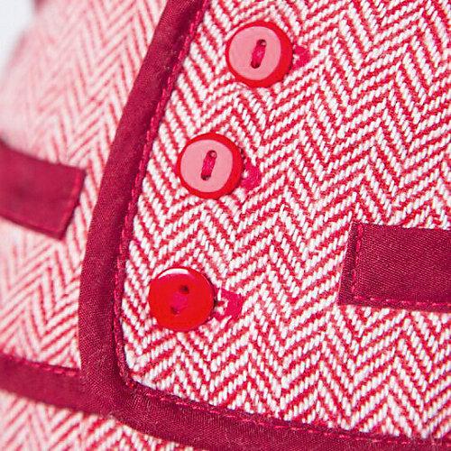 Мягкая игрушка Budi Basa Кот Басик в красном пиджаке и брюках в ёлочку, 25 см от Budi Basa