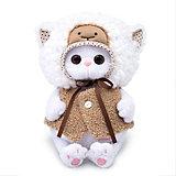 """Мягкая игрушка Budi Basa Кошечка Ли-Ли Baby в костюме """"Овечка"""", 20 см"""