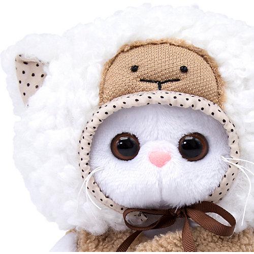 """Мягкая игрушка Budi Basa Кошечка Ли-Ли Baby в костюме """"Овечка"""", 20 см от Budi Basa"""
