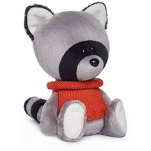 Мягкая игрушка Budi Basa лЕсята Енот Лёка в свитере, 15 см от Budi Basa