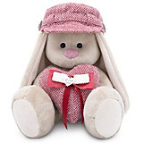 Мягкая игрушка Budi Basa Зайка Ми в кепке и с сердцем, 23 см
