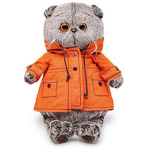 Мягкая игрушка Budi Basa Кот Басик в куртке с капюшоном, 25 см от Budi Basa