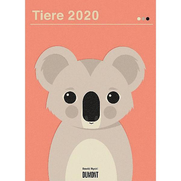 Calendrier Avent Kinder 2020.Dawid Ryski Tiere 2020 Kinder Kalender Poster Format 49 5 X 68 5 Cm Dumont Buchverlag