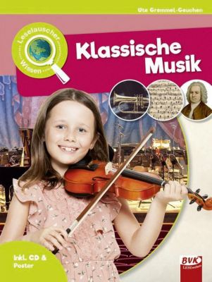 Buch - Leselauscher Wissen: Klassische Musik