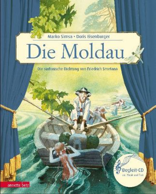 Buch - Das musikalische Bilderbuch: Die Moldau