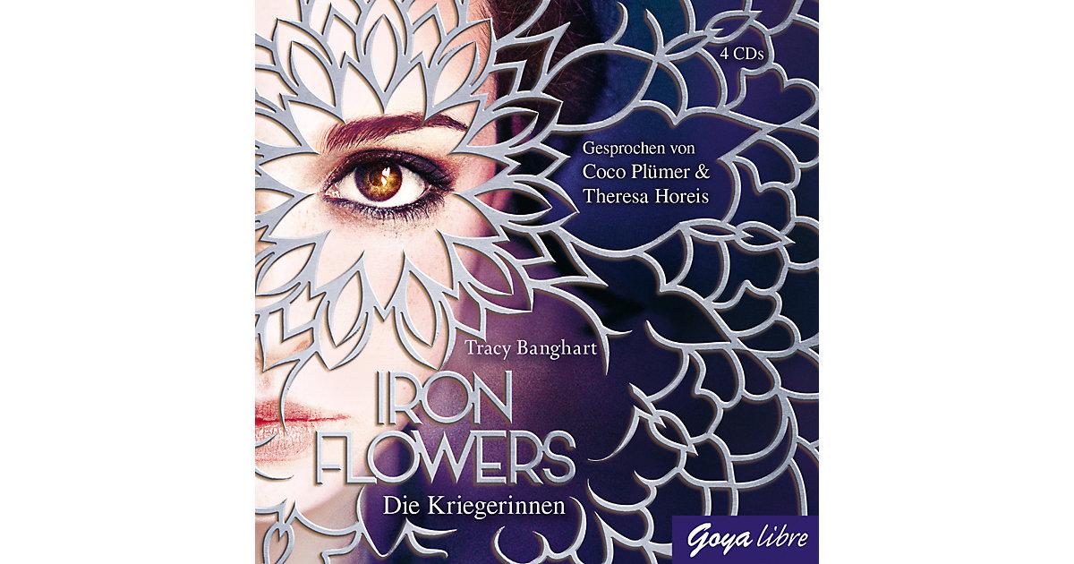 Iron Flowers: Die Kriegerinnen, 4 Audio-CDs Hörbuch