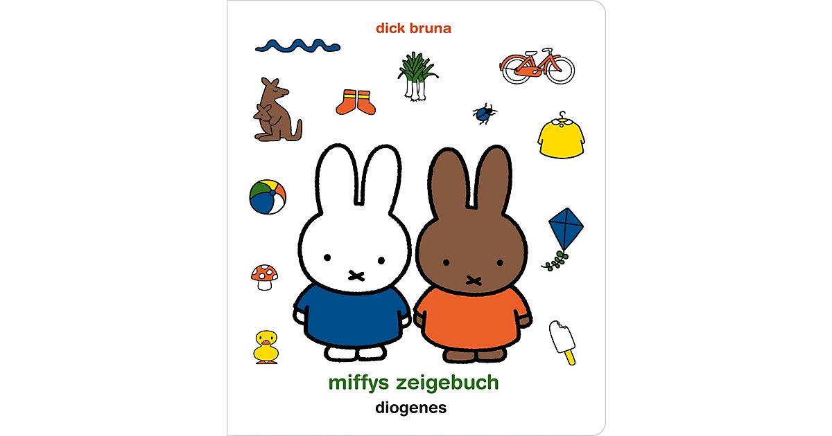 Diogenes Verlag · Miffys Zeigebuch