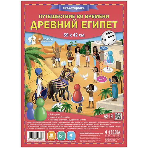 """Настольная игра Геодом """"Путешествие во времени"""" Древний Египет от ГеоДом"""