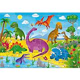 """Пазл Геодом """"Динозавры"""", 24 элемента"""
